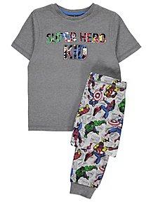 a9034e8f2 Boys Pyjamas | Boys Nightwear | George at ASDA