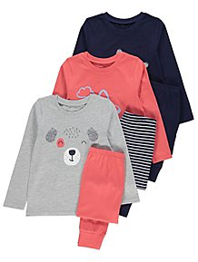 27683d102bb Pyjamas | Nightwear | Kids | George at ASDA