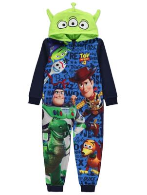 Disney Toy Story Fleece Onesie