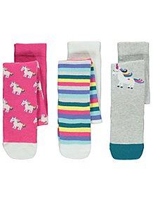 amazing price provide large selection of huge sale Girls' Underwear, Socks & Tights | Kids | George at ASDA