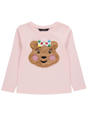Children in Need Blush Pink Top