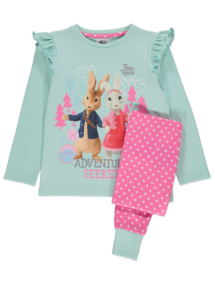 Peter Rabbit Adventure Slogan Pyjamas