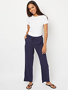 Linen Trousers | Trousers | Women | George at ASDA
