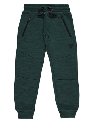 Green Skinny Fit Joggers