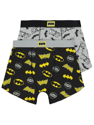 DC Comics Batman Trunks 2 Pack