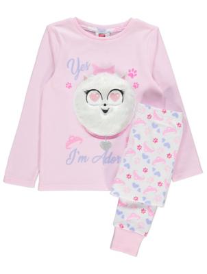 The Secret Life of Pets 2 Gidget Pink Pyjamas