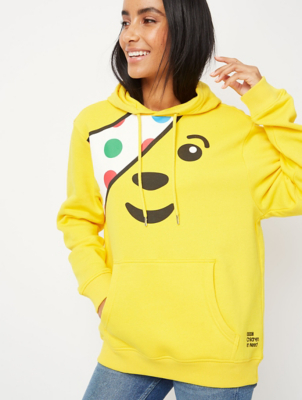 Children in Need Pudsey Bear Yellow Hoodie