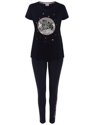 Strictly Come Dancing Reversible Sequin Pyjamas