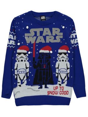 Star Wars Darth Vader Christmas Jumper