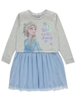 Disney Frozen 2 Tulle Skirt Dress