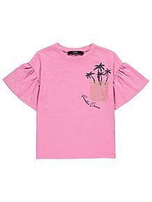 0b0aa8723a49 Tops & T-Shirts | Girls 4-14 Years | Kids | George at ASDA