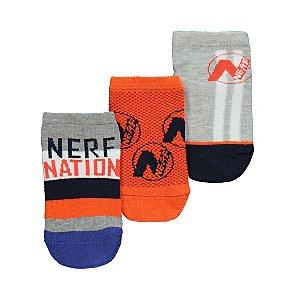 Nerf Trainer Liner Socks 3 Pack