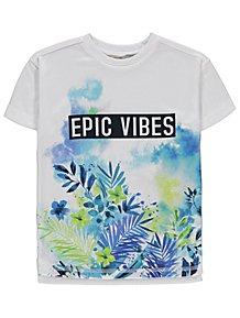 06319bf24070 Boys Tops & T-Shirts | Kids Tops | George at ASDA