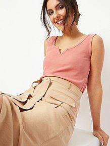 3e3679e8bb0 Vests & Sleeveless Tops | Tops | Women | George at ASDA