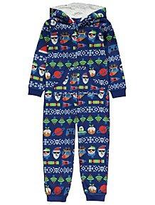 Boys Christmas Pajamas.Boys Nightwear Slippers George At Asda
