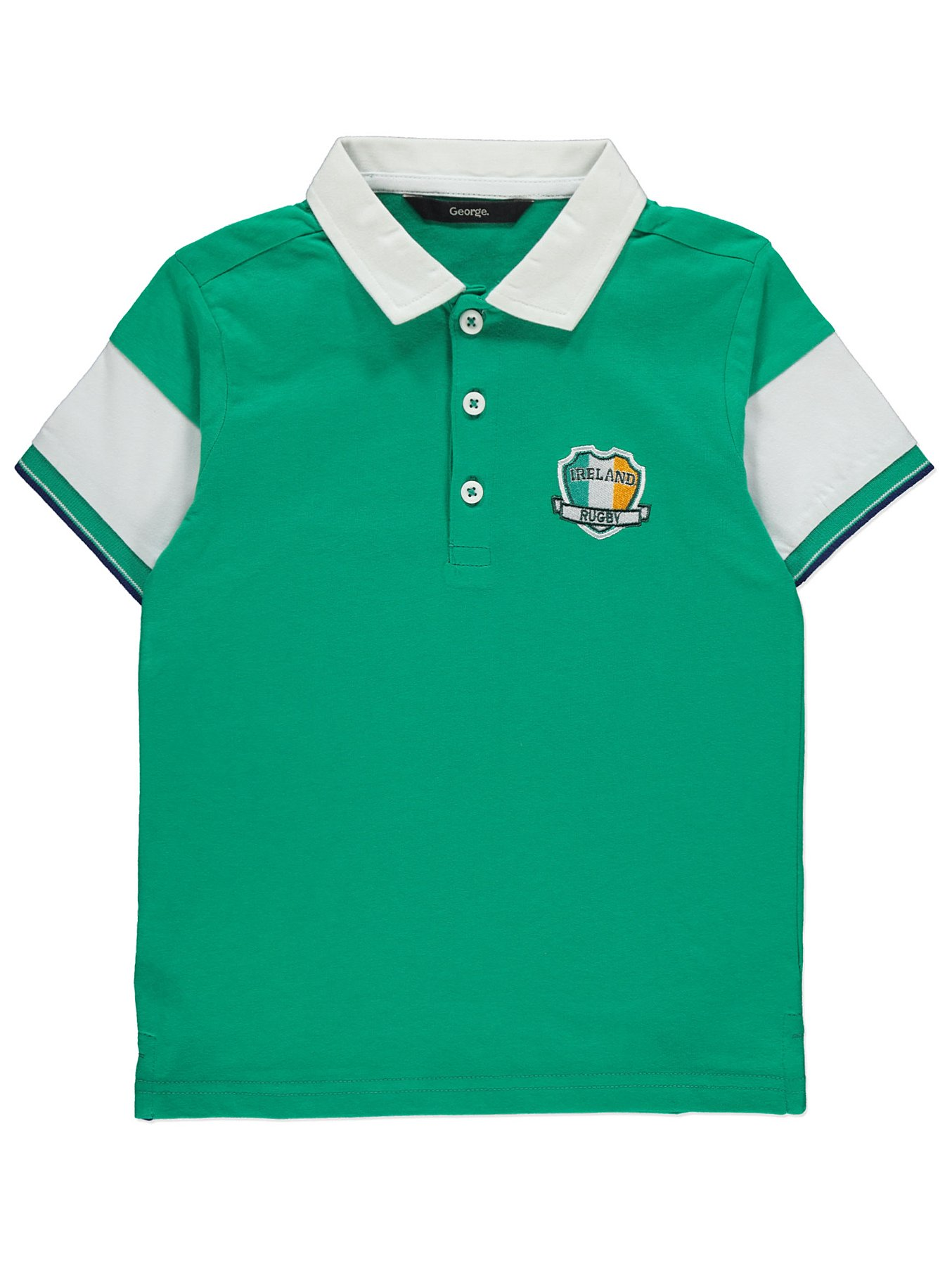 best service a64c8 d99f3 Ireland Rugby Polo Shirt