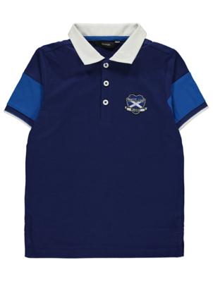 Scotland Rugby Polo Shirt