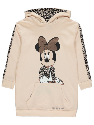 Disney Minnie Mouse Hoodie Dress