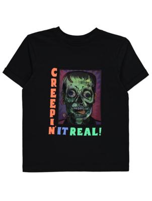 Halloween Lenticular Zombie T-Shirt