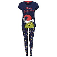 Dr. Seuss' The Grinch Christmas Pyjamas by Asda