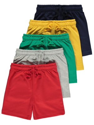 Jersey Shorts 5 Pack