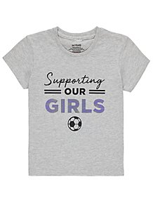 f341bd5a6 Girls' Tops & T-Shirts | Kids | George at ASDA