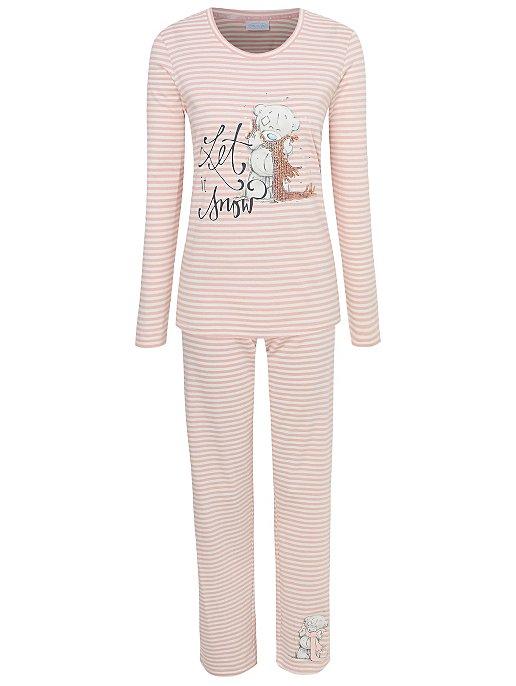 Tatty Teddy PyjamasLadies Tatty Teddy PJsAdults Tatty Teddy Pyjama Set