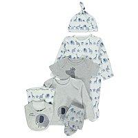 George By Asda 7-Piece Baby Starter Set