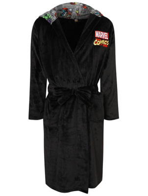Marvel Comics Fleece Dressing Gown