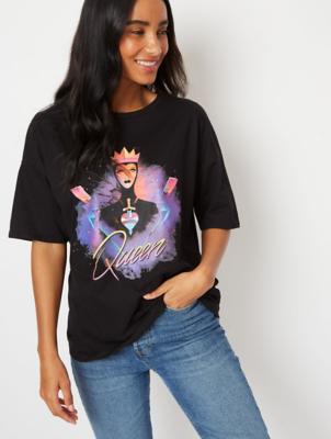 Disney Evil Queen Slogan T-Shirt