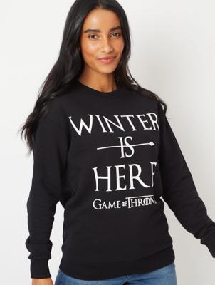 Game of Thrones Winter Slogan Christmas Sweatshirt