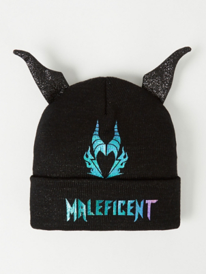 Disney Maleficent Horn Beanie Hat