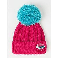 Hearts By Tiana Pink Pom Pom Bobble Hat by Asda