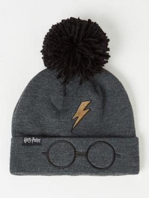 Harry Potter Glasses Bobble Hat