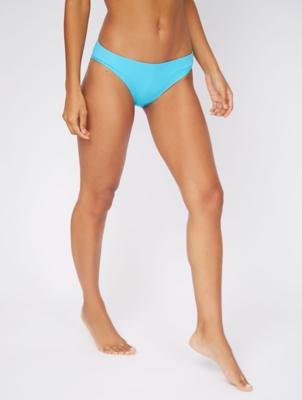 Turquoise Bikini Bottoms