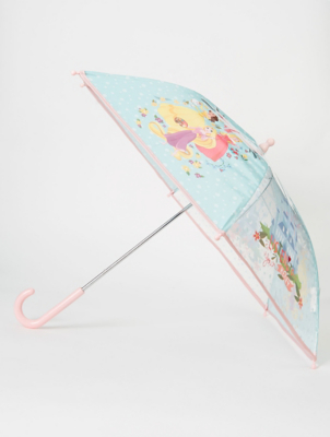 Disney Princess Blue Umbrella