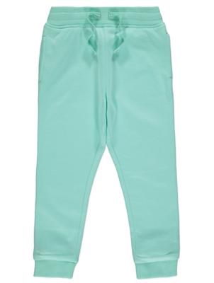 Mint Green Jersey Joggers