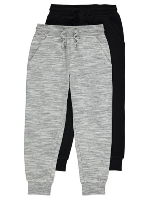 Jersey Joggers 2 Pack