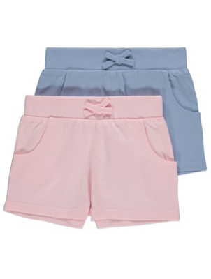 Pink Shorts 2 Pack