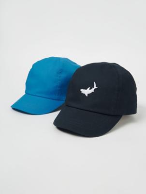 Blue Caps 2 Pack