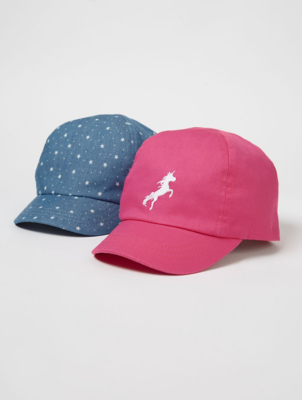 Baseball Caps 2 Pack