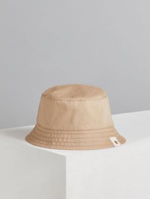 Billie Faiers Brown Reversible Bucket Hat