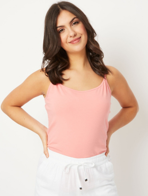 Pink Camisole Vest