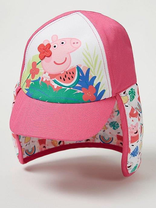 Hat cotton Brandnew New release Peppa Pig Girls kids cartoon Cap