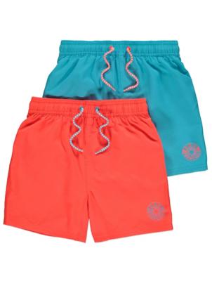 San Francisco Logo Swim Shorts 2 Pack