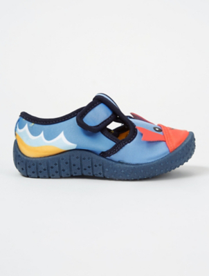 First Walkers Blue Crab Activity Shoes