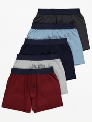 Jersey Boxers 5 Pack