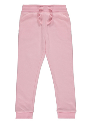 Pink Jersey Joggers