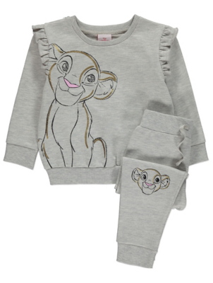 The Lion King Nala Sweatshirt and Joggers Outfit