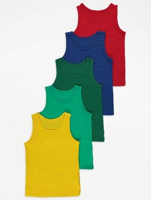 Vests 5 Pack